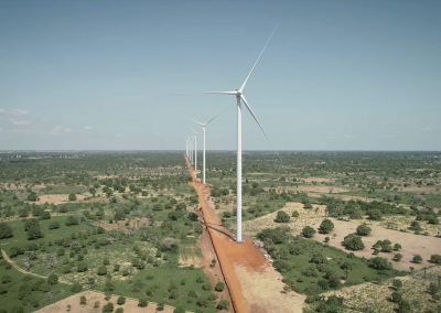 Lekela: Energising A Continent Through Wind Power